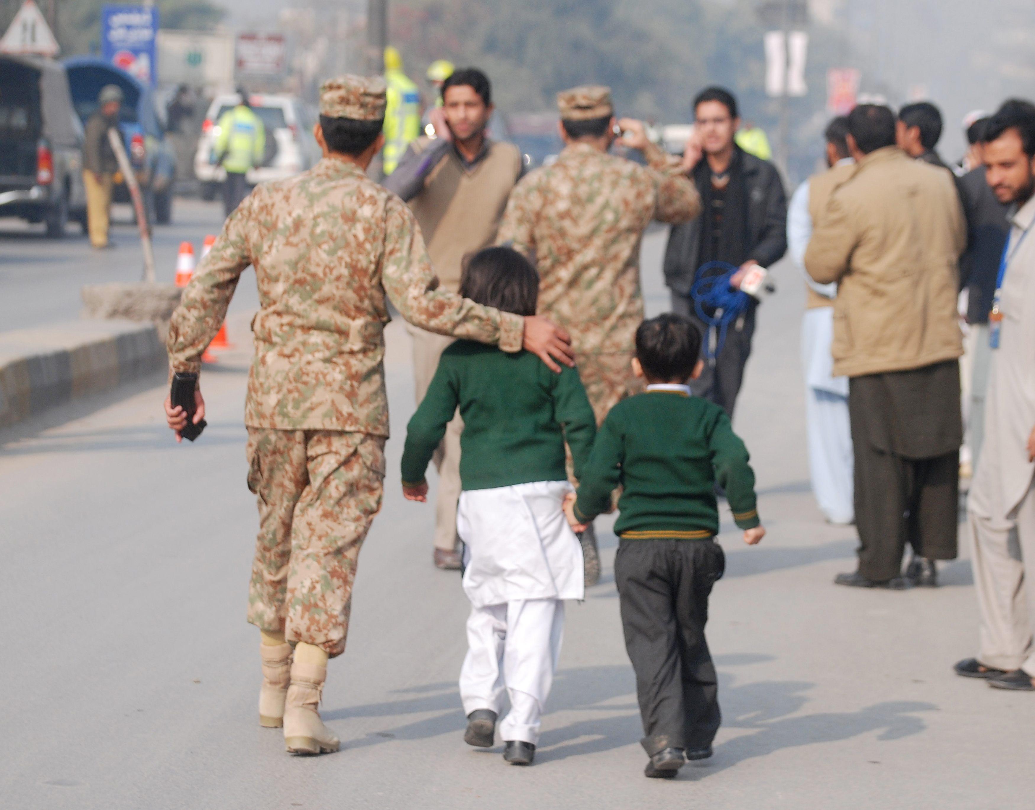 TTP Took Responsibility of Peshawar Carnage