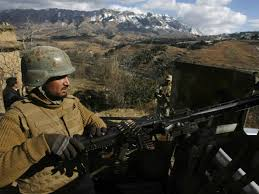 Militant Attacked Check Post in Kurram Agency