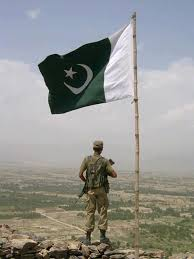 Pakistan Day Celebrated at Bakka-Khel Camp