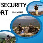 Pakistan Biannual Security Report
