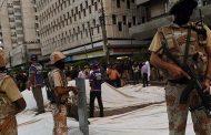 Political Violence Shackles Karachi