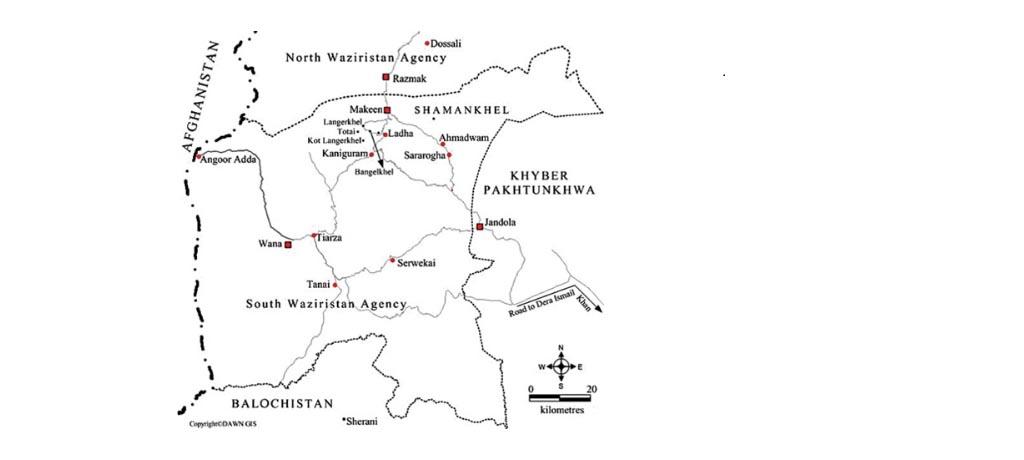 South Waziristan, 12 years on