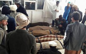 ISK Terrorist Kill Civilians in Ghor Province