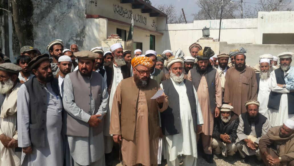 Grand Tribal Jirga of Orakzai Agency Affirms to Boycott Population Census