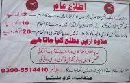 Kurram Militia Resorts to Engage Masses in Apprehending Terrorists