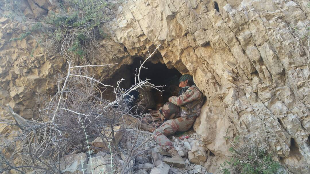 IS-K Militants Killed during Operation in Mastung District