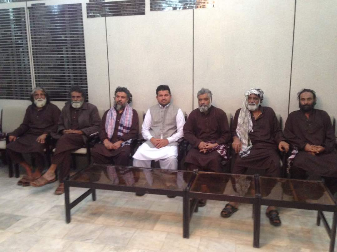 Khan Said Group Releases Polish Company Hostages