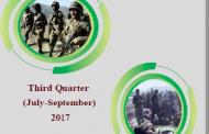 FATA SECURITY REPORT THIRD QUARTER 2017