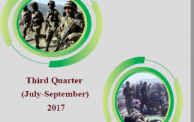 FATA SECURITY REPORT THIRD QUARTER 2017