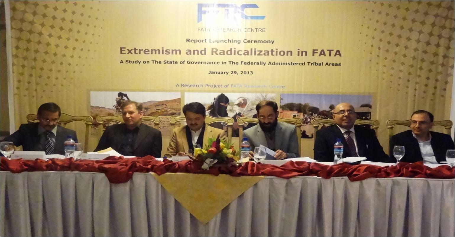 Political administration enjoys immunity from accountability in FATA