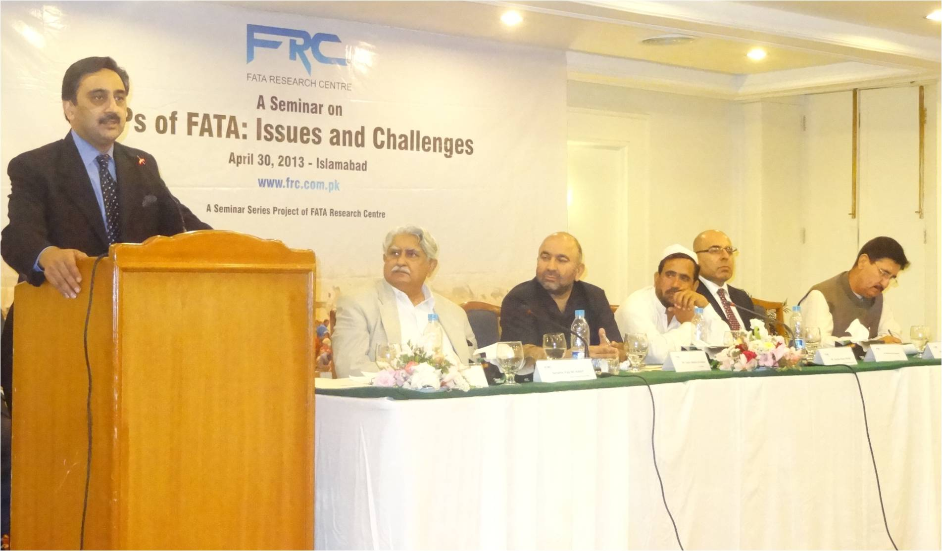 State could host only 10% of FATA IDPs; More facilities demanded