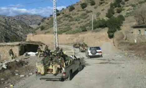 Overview of Security Situation in Orakzai Agency