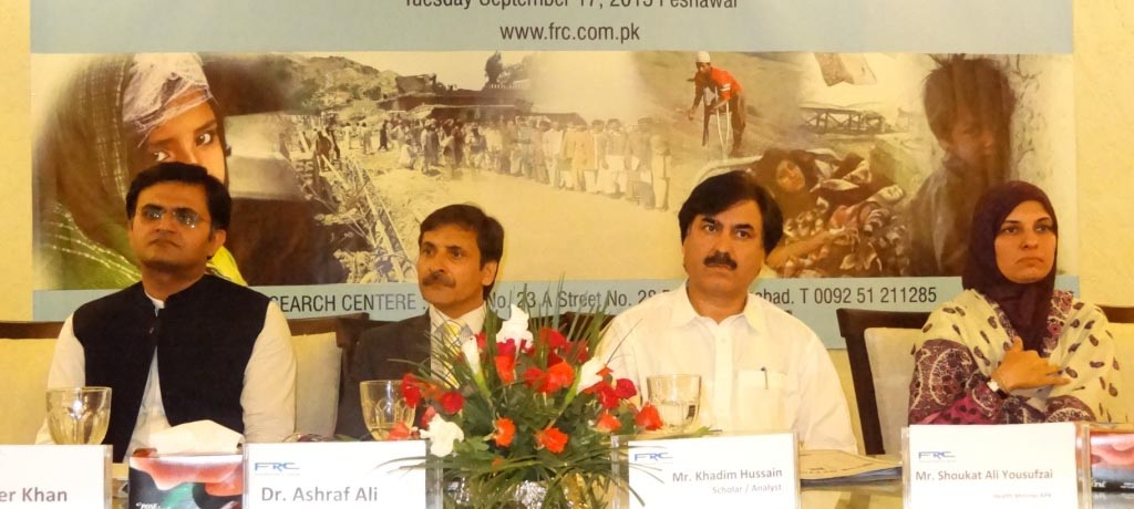 Social and Psychological Consequences of Violence in FATA: Issues and Challenges