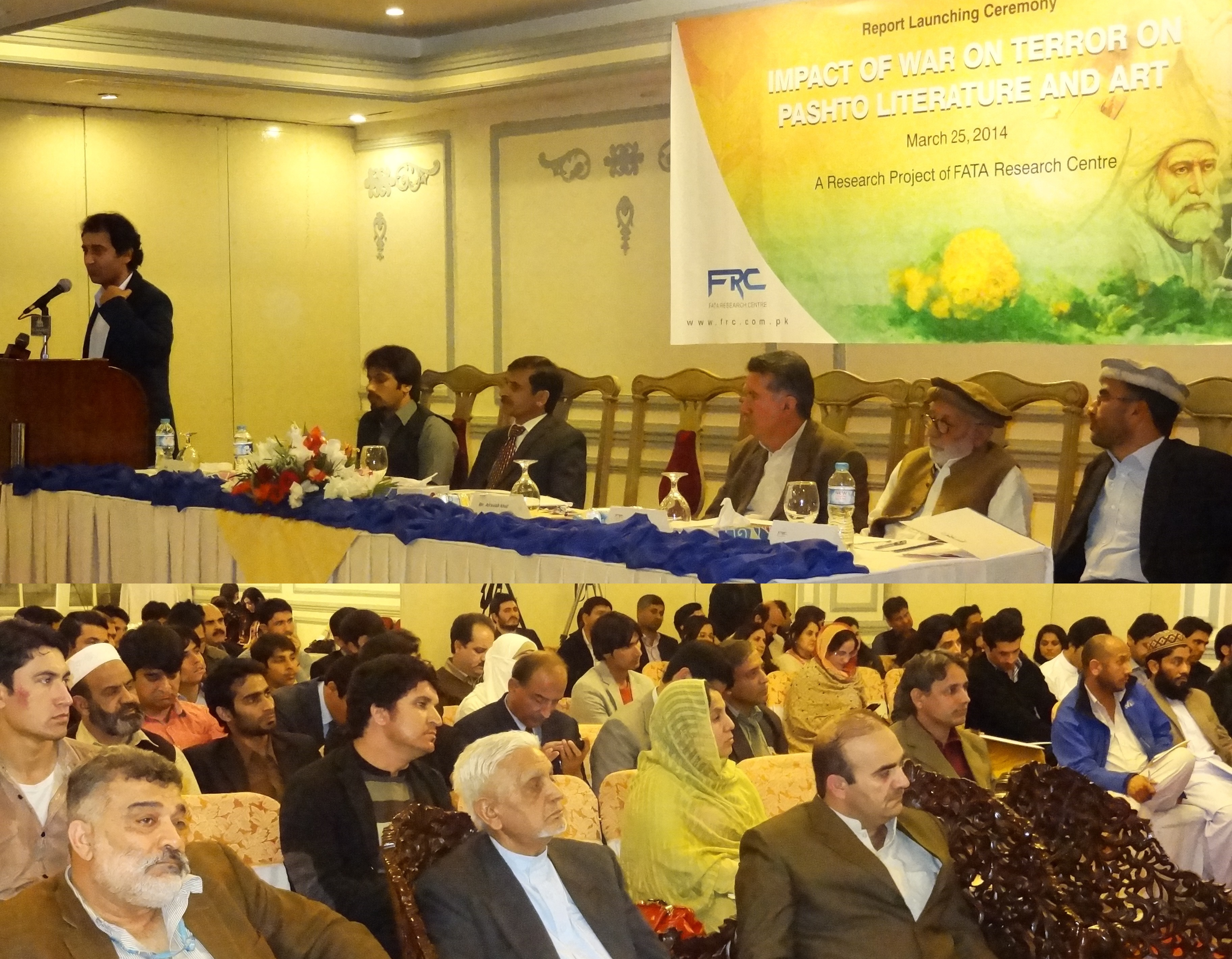 Role of Literature and Art in Peace Building in FATA