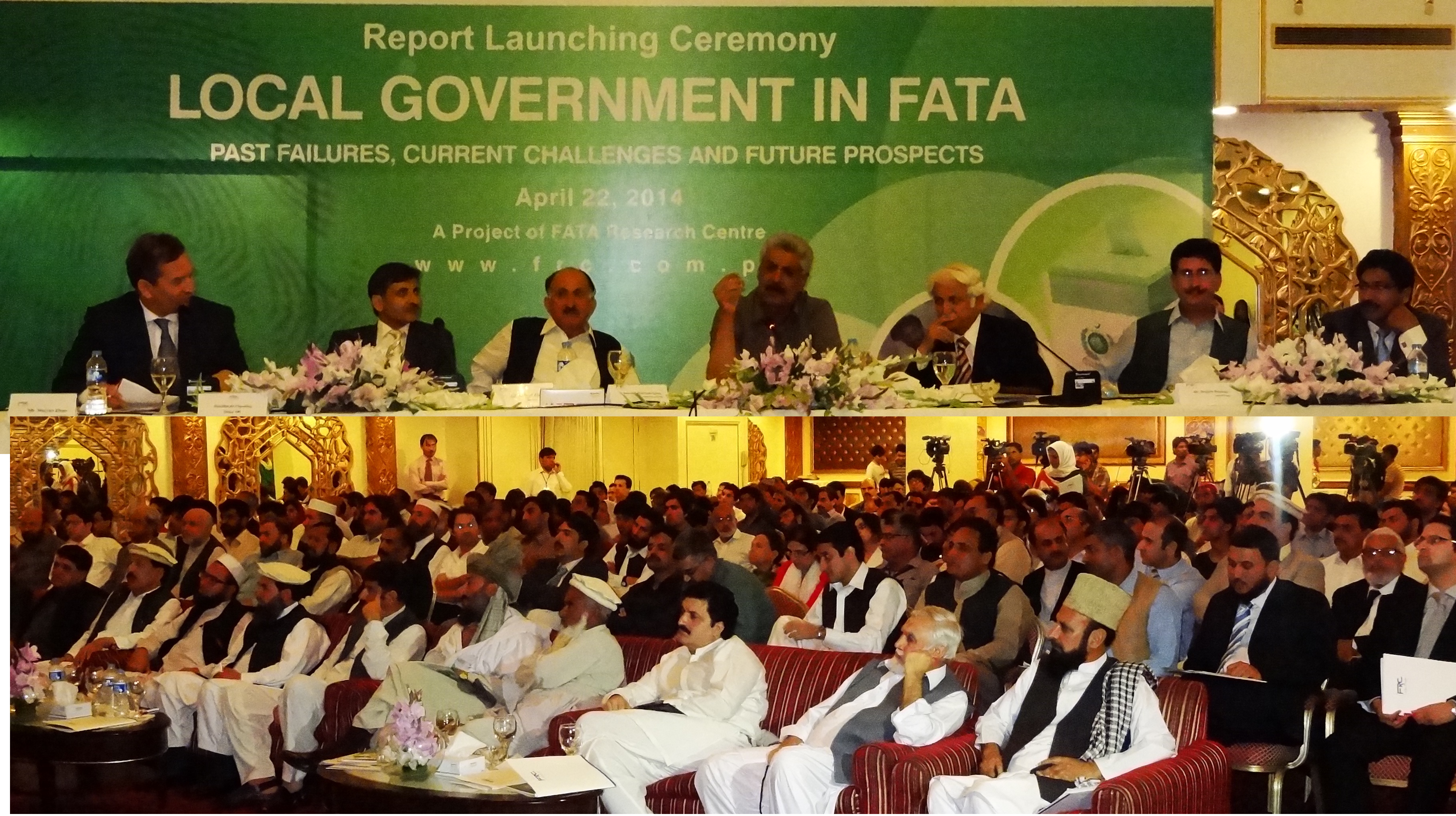 Tribal People Demands Extension of LG system to Mainstream FATA