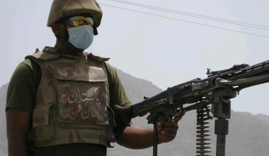 """""""Zarb-e-Azb"""" Launched in NWA"""