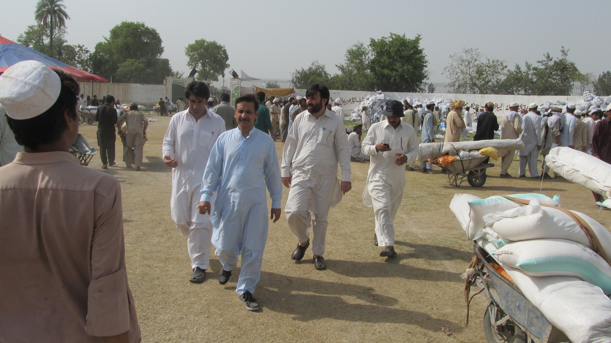 IDPs of North Wazirstan: Issues and Challenges