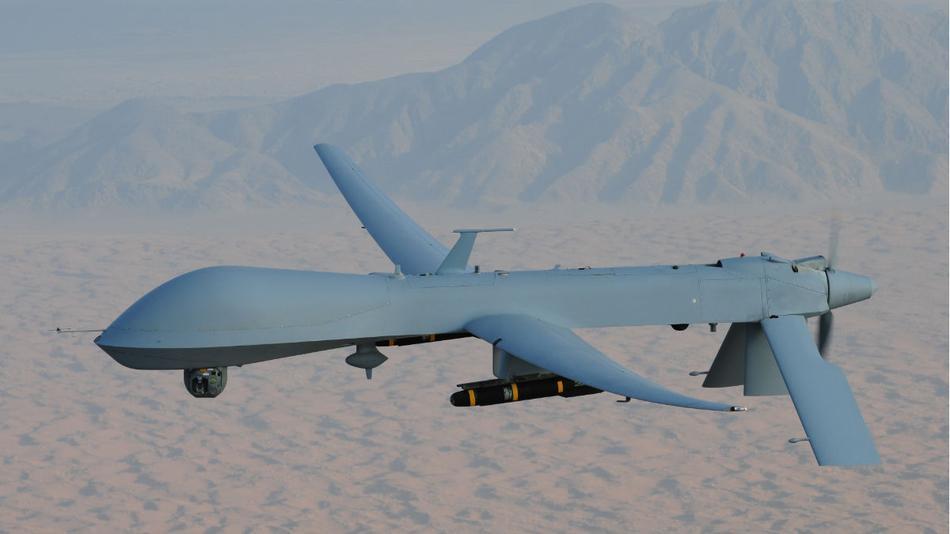 Drone Attack in NWA