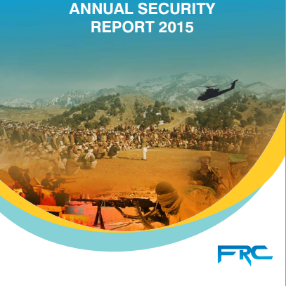 FRC Annual Security Report 2015