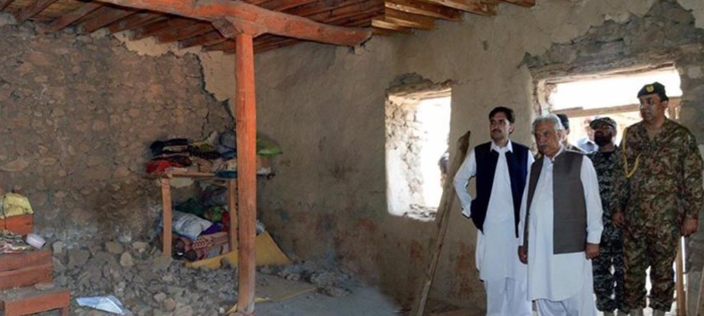Suicide Blast at Mohmand Agency Mosque
