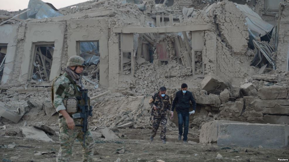 Taliban Attack on German Consulate in Balkh Province